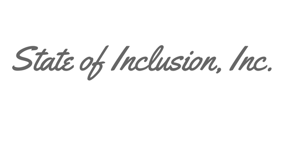 STATE OF INCLUSION